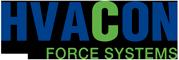 Hvacon Force System Logo